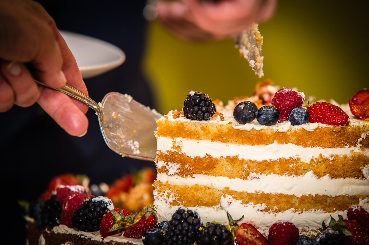 Blog: Detailaufnahmen (Kuchen)
